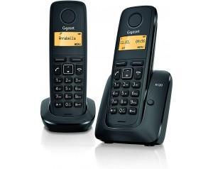 TELEFON GIGASET A120 DUO 2...