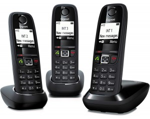 TELEFON DECT GIGASET AS405...
