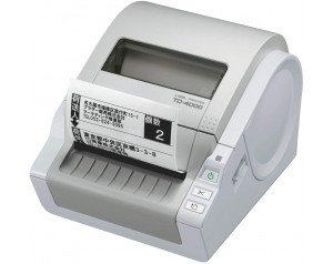 IMPRESSORA BROTHER TD-4000...