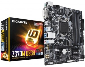 PLACA BASE GIGABYTE Z370M...