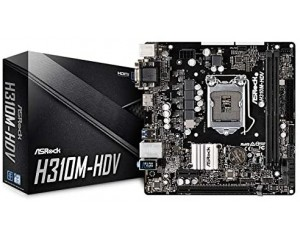 PLACA BASE ASROCK H310M -...