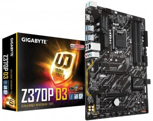 PLACA BASE GIGABYTE Z370P...