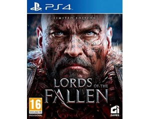 LORD OF THE FALLEN PER A PS4