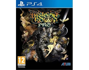 DRAGON CROWN PRO DAY ONE PS4
