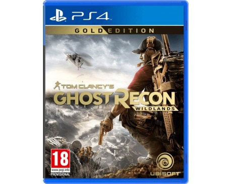 GHOST RECON WIDLANDS GOLD EDITION PS4