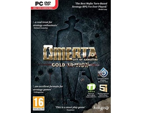 JOC OMERTA GOL EDITION PER A PC