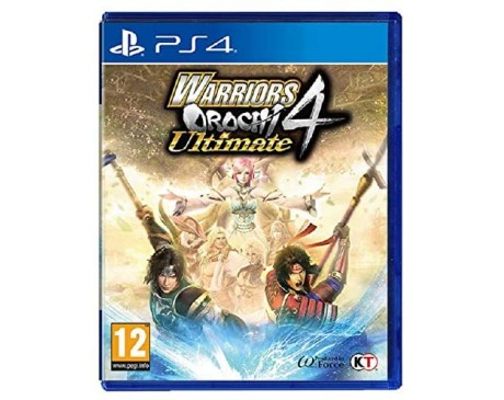 JOC WARRIORS OROCHI 4 ULTIMATE PER A PS4