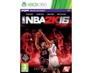 NBA 2K16, PER A XBOX 360