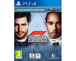 F1 2019 ANNIVERSARY EDITION...