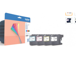 TINTA BROTHER LC223 PACK DE 4