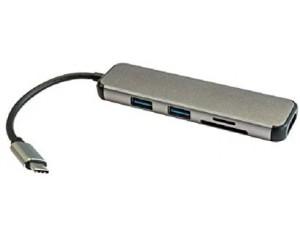 HUB USB-C 3GO HUB2UCRH...