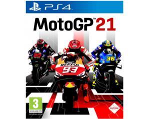 JOC MOTO GP 21 PER PS4