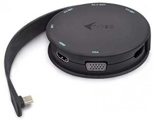 I-TEC USB-C HUB DOCKSTATION...