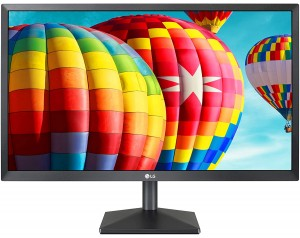 "MONITOR LED LG 21.5"" - FULL..."